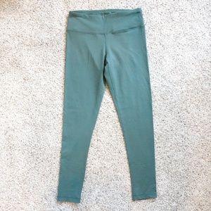 90 Degree By Reflex Pale Green Leggings M